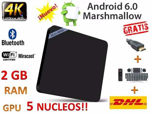 Android Tv Smart Tv Quad Ultra Rapido+teclado+envio Gratis