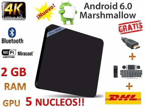 Android Tv Smart Tv Quad Ultra Rapido+teclado+envio Gratis
