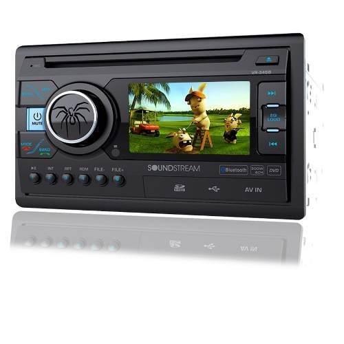 Autoestereo 2din Usb Sd Camara De Reversa Gratis Bluetooth