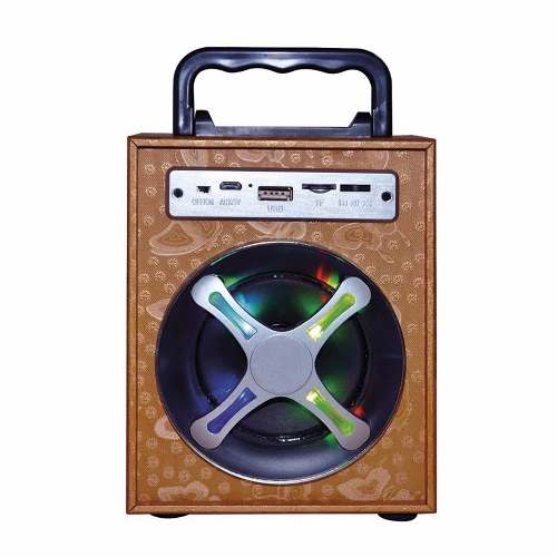 Bocina Bluetooth Mp3 B03024t 5w ¡excelente Calidad De Audio!