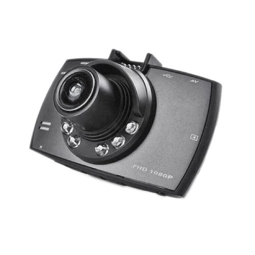 Camara Dvr Auto Pantalla Nocturna Sensor Movimiento V1