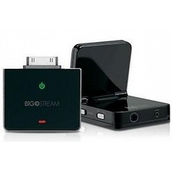 A89 Adaptador Inalambrico Big Stream Wireless Iphone 4 Ipod.