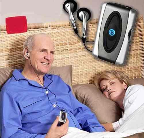 Amplificador De Sonido Con Audifonos Ideal Para Tv