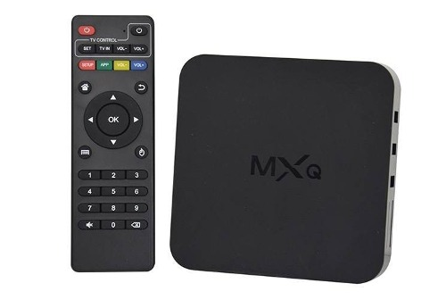 Android Tv Mxq Smart Tv 4 Nucleos 8gb