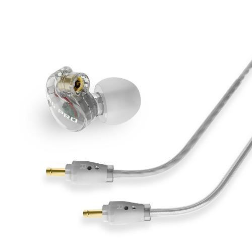 Audífonos Monitor Mee Audio M6 Pro Clear Con Micrófono en Web Electro