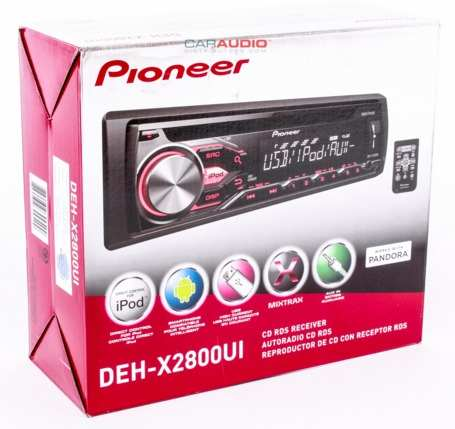Ford Focus DAB Radio Reproductor de CD Coche Estéreo Ipod Iphone Usb Auxiliar Pioneer juega