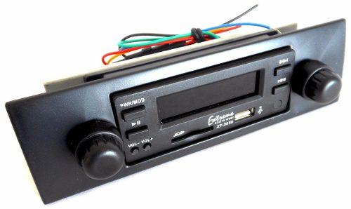 Auto Estereo Reproductor Mp3 Fm Radio Usb Sd Celulares