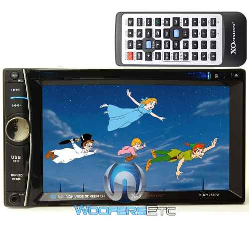 Autoestereo 2din Touch 6.2  Bluetooth  Sd Usb  Camara Gratis