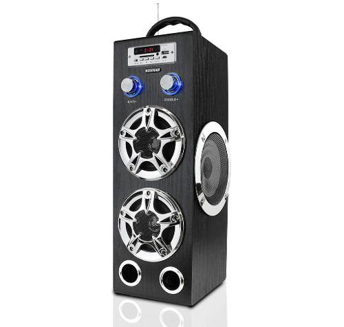 Bocina Portátil Bluetooth 2.1 Zonar M570 Con Subwoofer