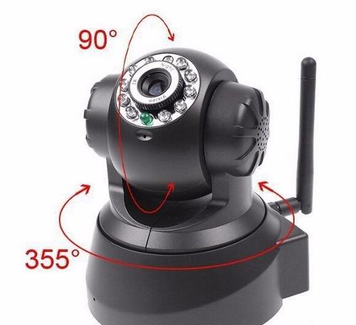 Camara de seguridad vigilancia ip wifi full hd inalambrica - Camaras de vigilancia ip wifi ...