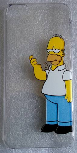 Crystal Case Homero