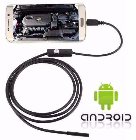 Endoscopio Boroscopio Camara Otg Celular O Tablet Android