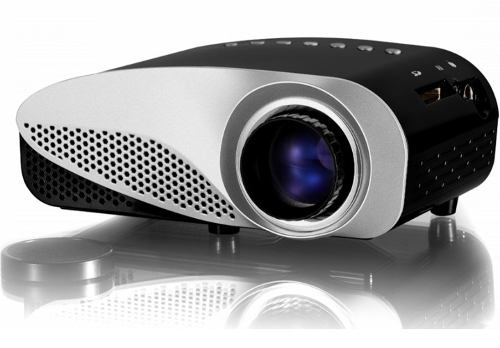 Mini Proyector Led Como Lo Vio En Tv 180 Lumens 4k 110