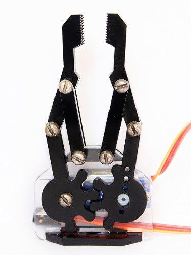 Pinza Robotica Gripper + Micro Servo Sg90 P/arduino