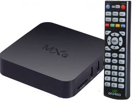 Smart Tv Box Mxq Netflix Kodi Quad Core Miracast Android