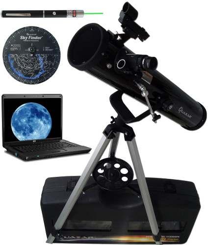 Telescopio Quasar Q76 Cámara Usb Para Tablet Laptop Y Láser en Web Electro