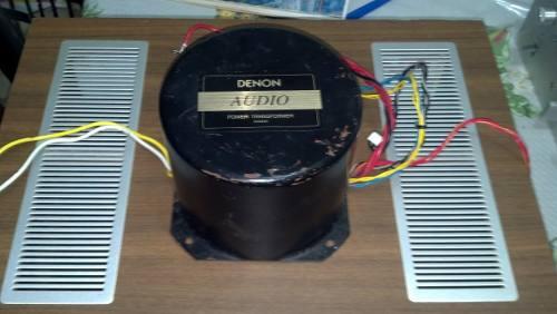 Transformador Toroidal 1.2kva Denon
