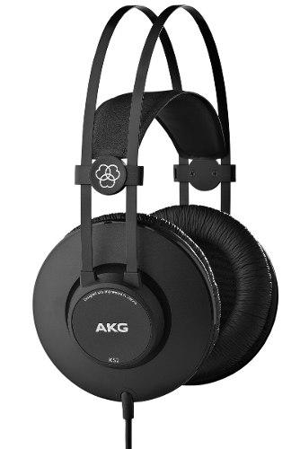 Audifonos Para Monitoreo Akg K52 en Web Electro