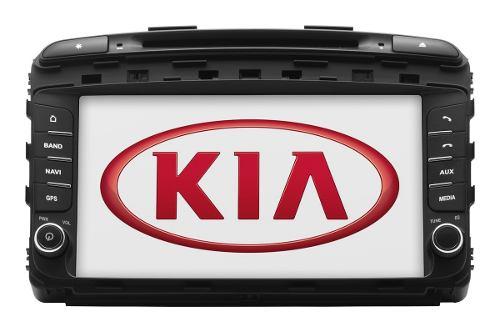 Autoestereo Kia Sorento Navegador Gps Usb Dvd Ipod Sd Hd Bt en Web Electro