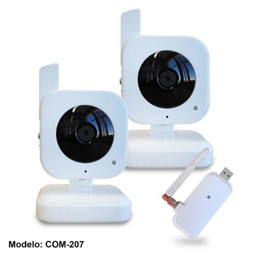 Camara Ip Videovigilancia Alarma Wifi en Web Electro