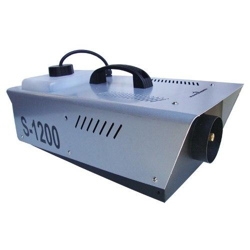 Camara Maquina De Humo Inalambrica/alambrica De 1200 Watts en Web Electro