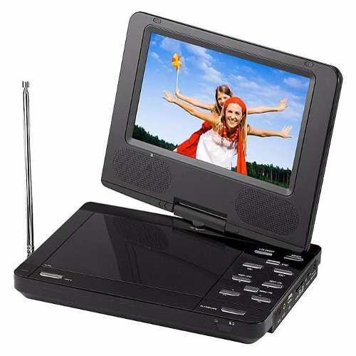 Dvd Portátil Supersonic Sc-259 Pantalla Lcd Micro Sd Y Usb en Web Electro