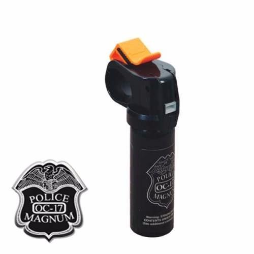 Gas Lacrimógeno Pimienta Profesional Police Muy Potente 5oz en Web Electro
