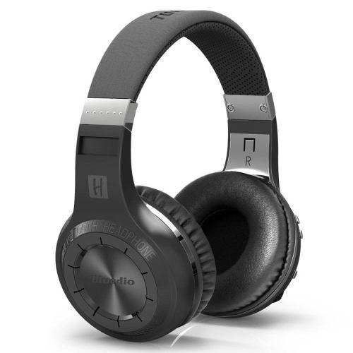 Audífonos Bluetooth Bluedio Manos Libres Inalámbricos-negro