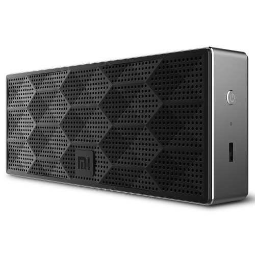 Bocina Bluetooth Xiaomi Mi Square Black en Web Electro