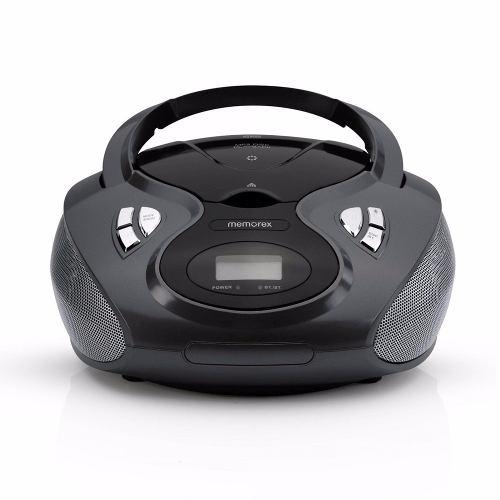 Boombox Con Bluetooth Memorex Radio Lector De Cd 6390 en Web Electro