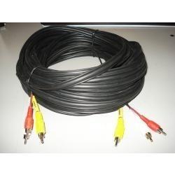 Cable Rca Audio Video Uso Profesional 7.5 en Web Electro