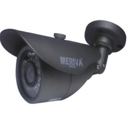 Camara Bullet Meriva Mbas200 800tvl 3.6mm Cmos Ir-cut +c+ en Web Electro