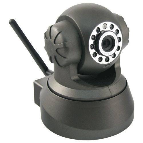 Camara De Seguridad Vigilancia Ip Wifi Full Hd Inalambrica en Web Electro