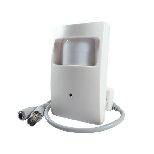 Cámara Tipo Sensor Movimiento Lente 1/3 Pin Hole 85° 500 Tvl en Web Electro