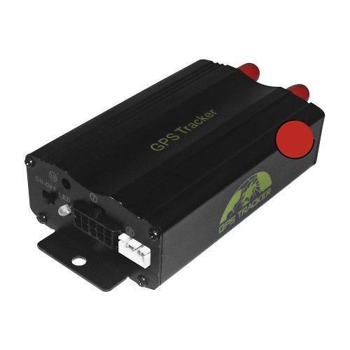 Gps Rastreador Localizador Tracker Celular Vehiculo Alarma en Web Electro