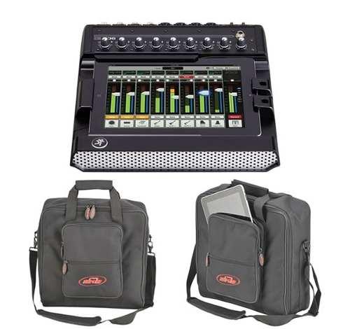 Mackie Dl1608 16-canales Con Bolsa Mixer Digital Para Ipad en Web Electro
