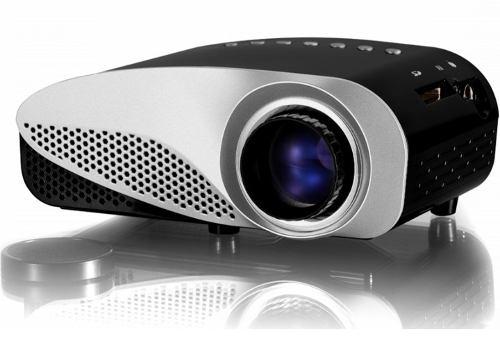 Mini Proyector Led Tv Digital 180 Lumens 4k 110 M S I