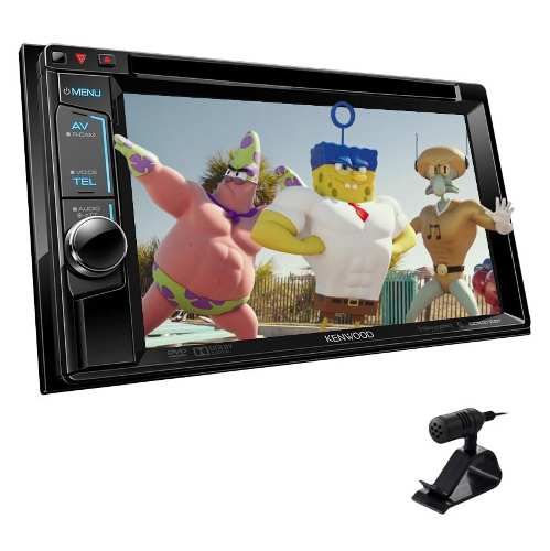 Pantalla Autoestereo Kenwood Ddx372bt Bluetooth Colores Dvd