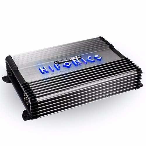 Amplificador Hifonics Brutus Be1200.1d Clase D 1 Ch 1200w en Web Electro