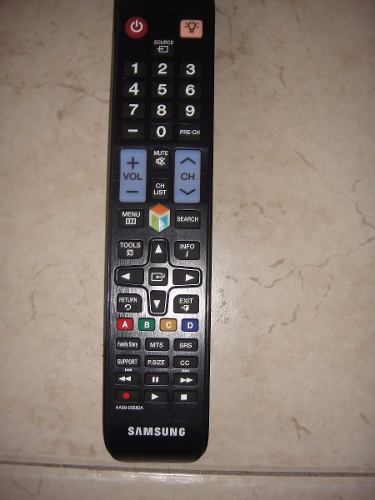 Control Para Tv Samsung Original Aa59-00580a Smart Tv Nuevo en Web Electro