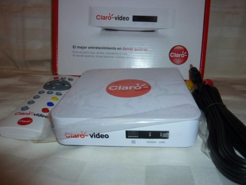 Decodificador Claro Video Coship en Web Electro