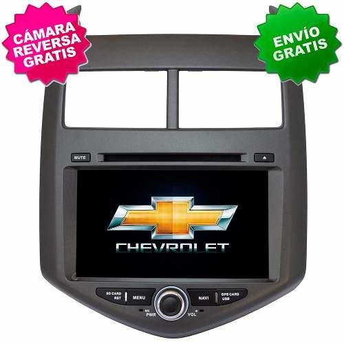 Navegador Gps Chevrolet Sonic 2012 A 2016 Bluetooth Touch en Web Electro
