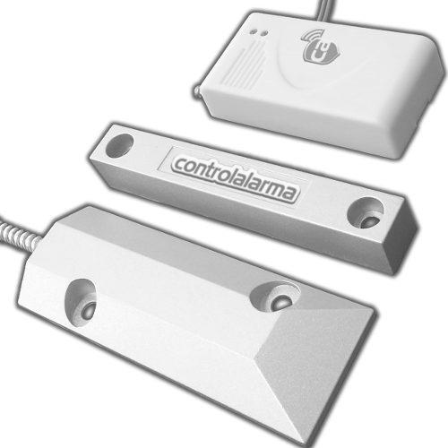Sensor Cortina Metalica Uso Rudo Alarma Casa Negocio Oficina en Web Electro
