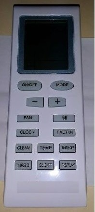 Control Miniplit Japando Compatible Con Varios Mismo Diseño