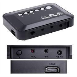 Reproductor Multimedia Full Hd 1080p Tv Hdmi Con Usb