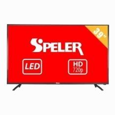 Televisión Led Speler 39'' Hd Negro